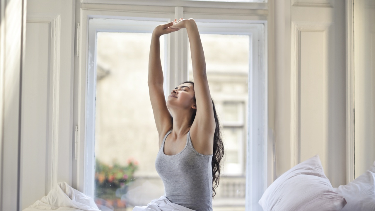 Healthy Habits Start with a Morning Routine