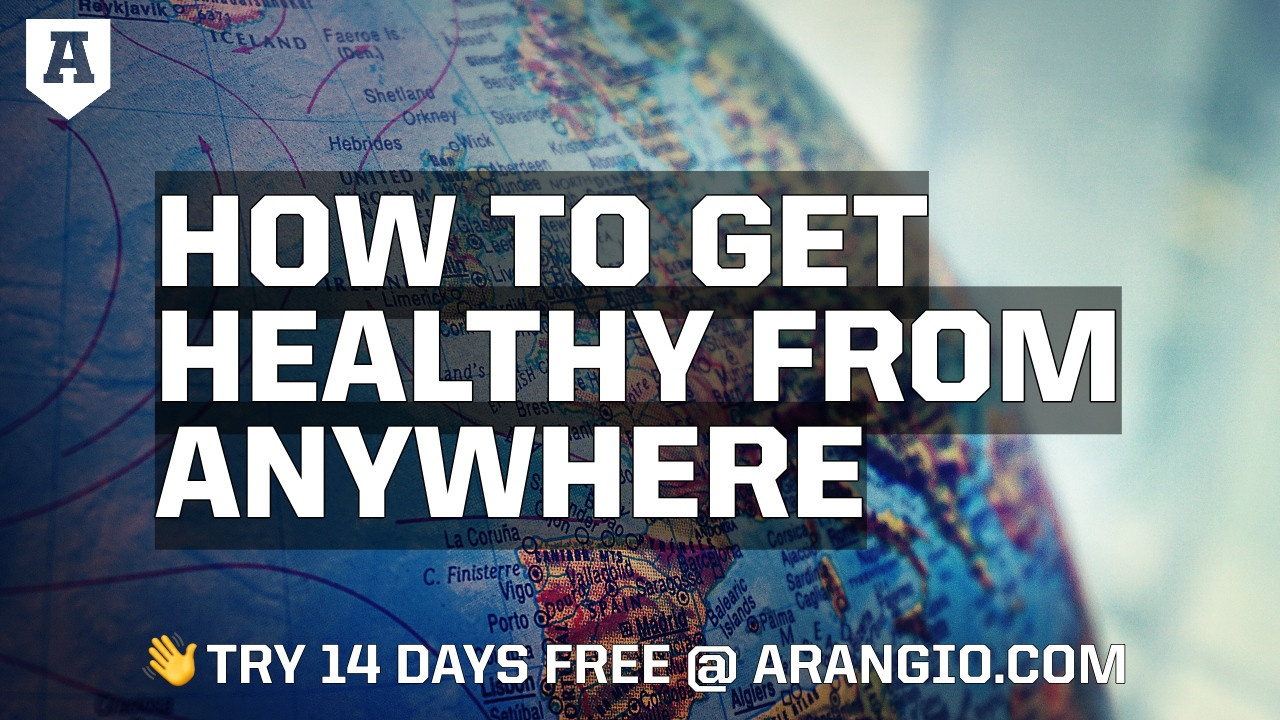 How to Get Healthy from Anywhere