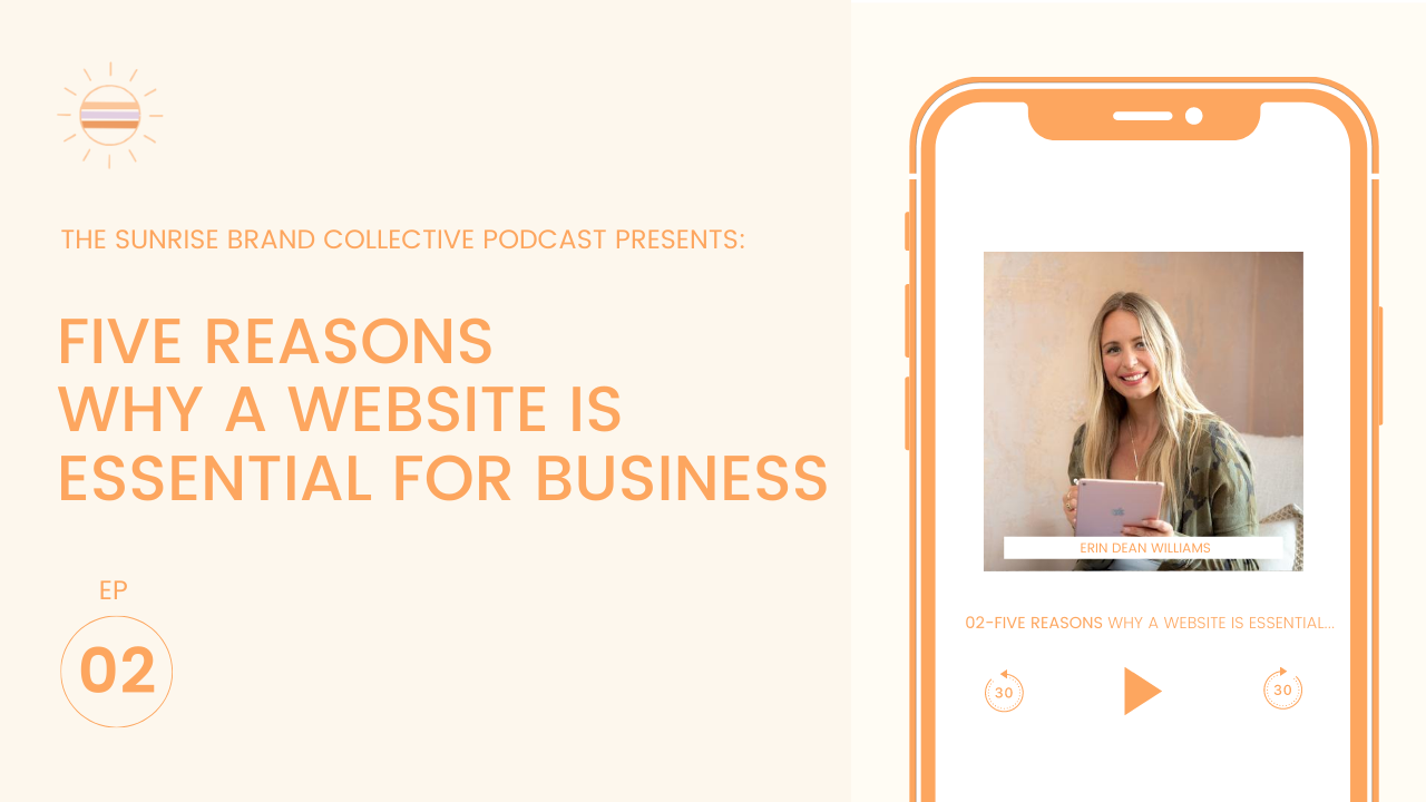 Five reasons why a website is essential for business