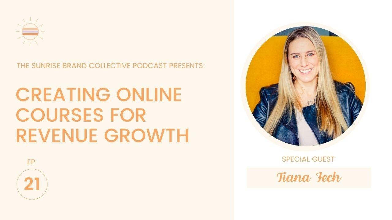 Tiana Fech on Sunrise Brand Collective Podcast