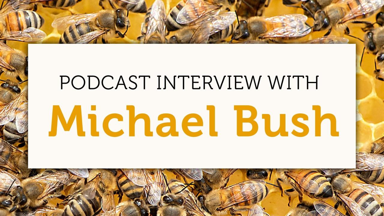 michael bush podcast interview title page