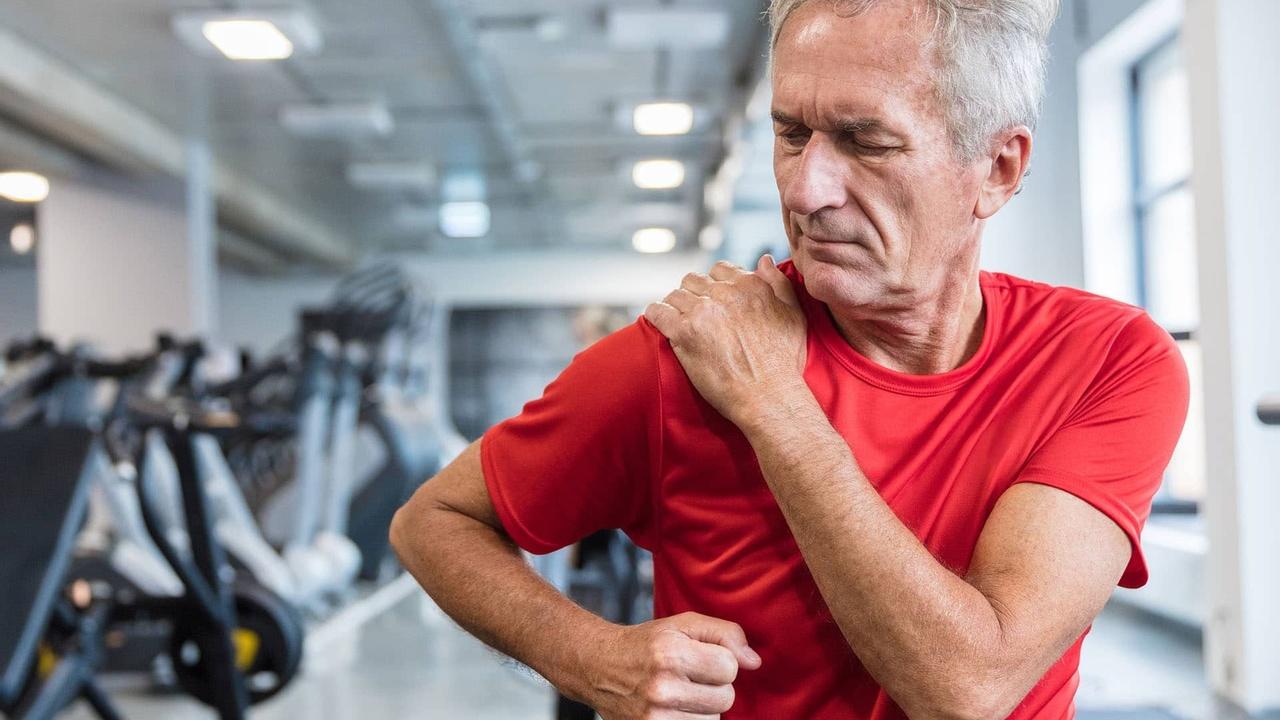 entrenamiento online dolor hombro