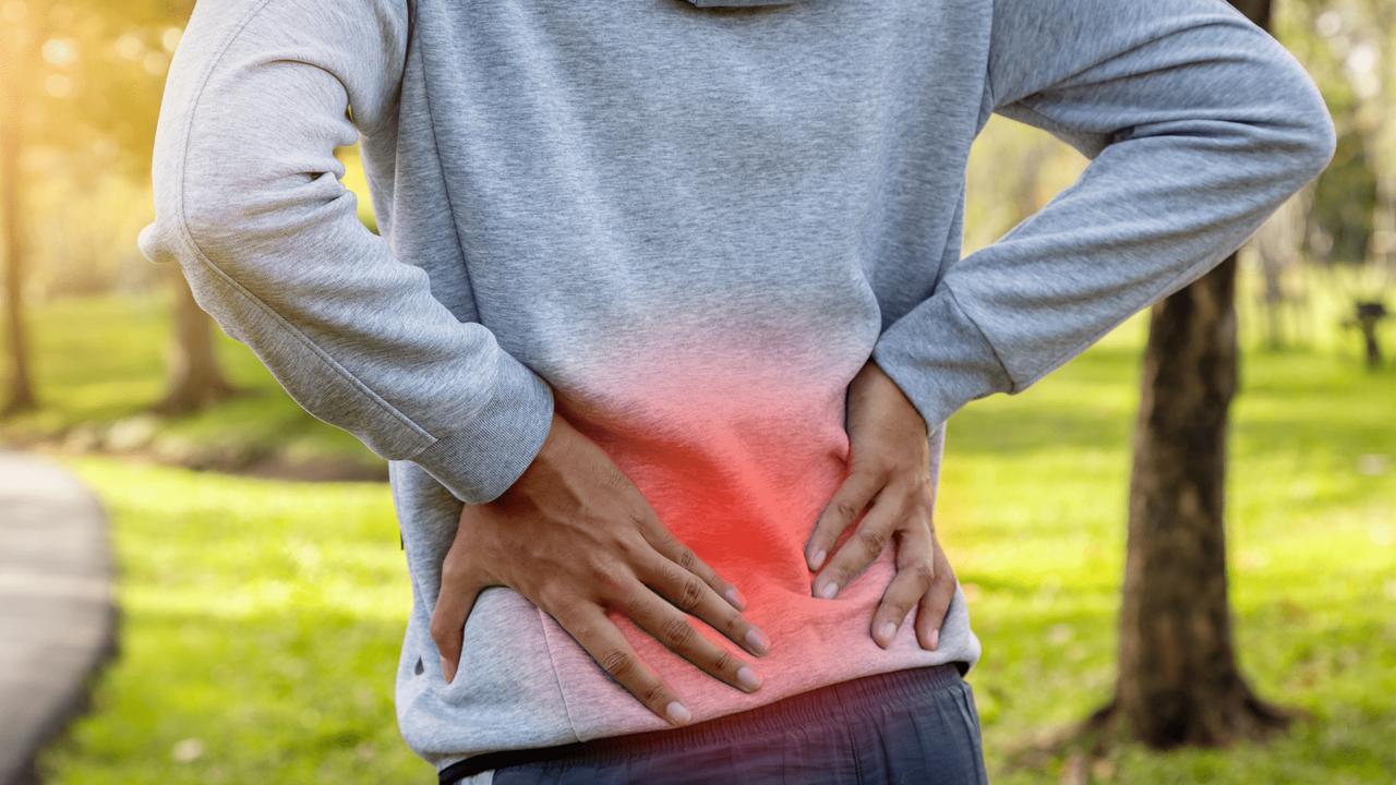 dolor de espalda- entrenamiento online