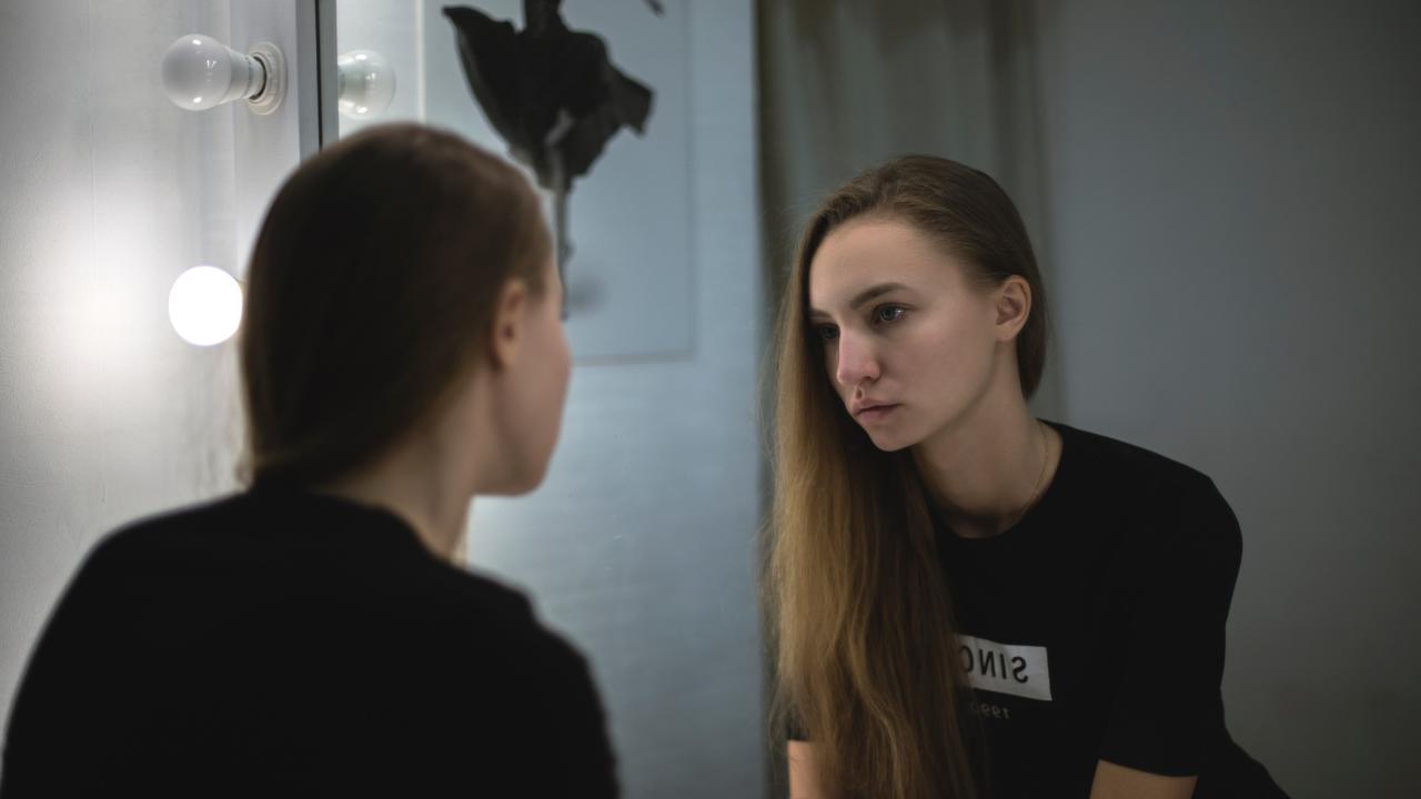 Stop Negative Self-Talk