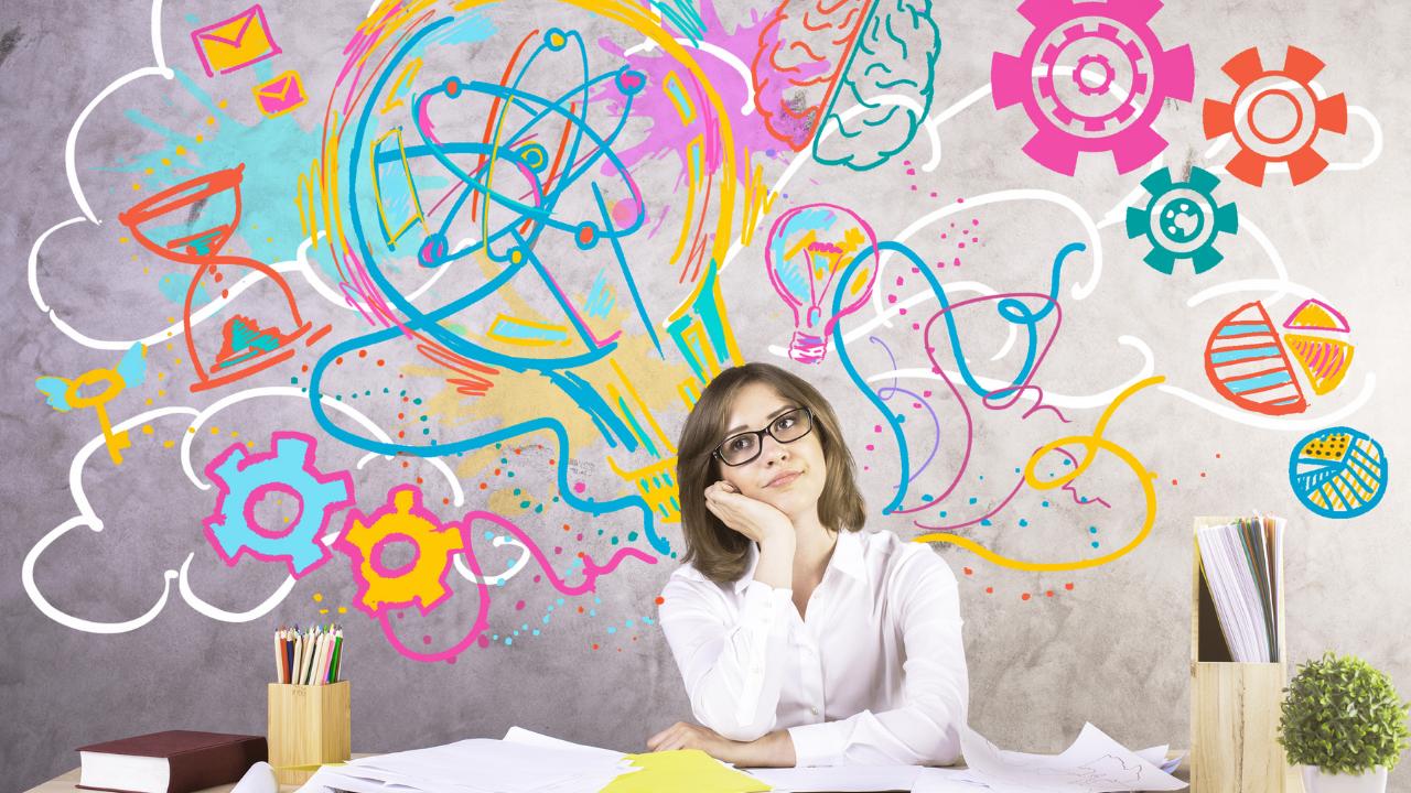 Woman Bored, Creativity Tips