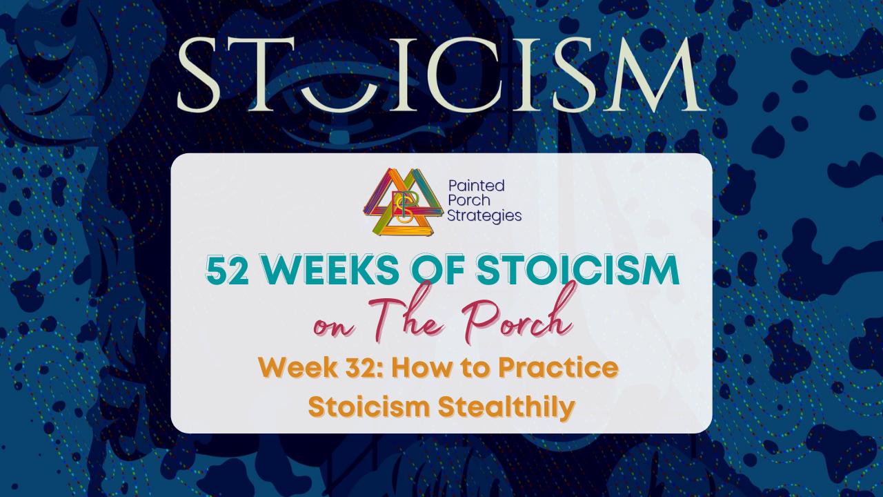 Stoicism Book Club image