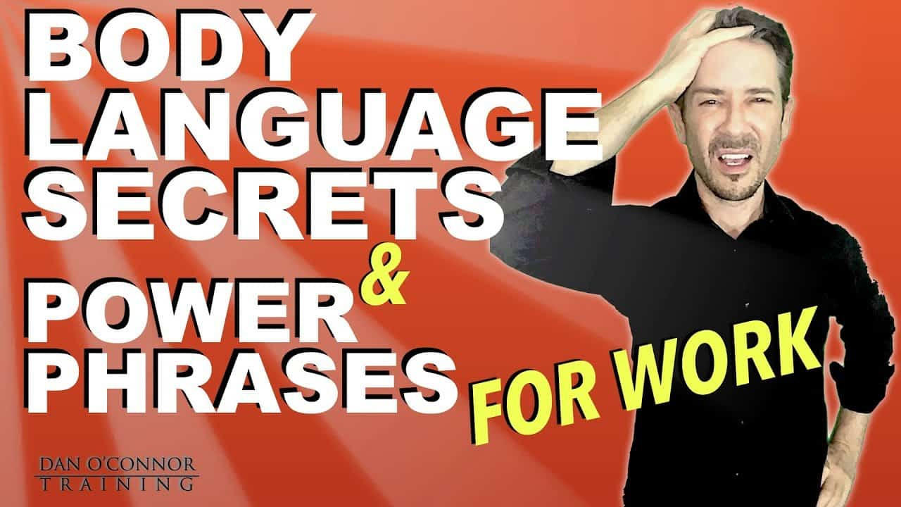Body Language Secrets, Dealing with Difficult People and MORE