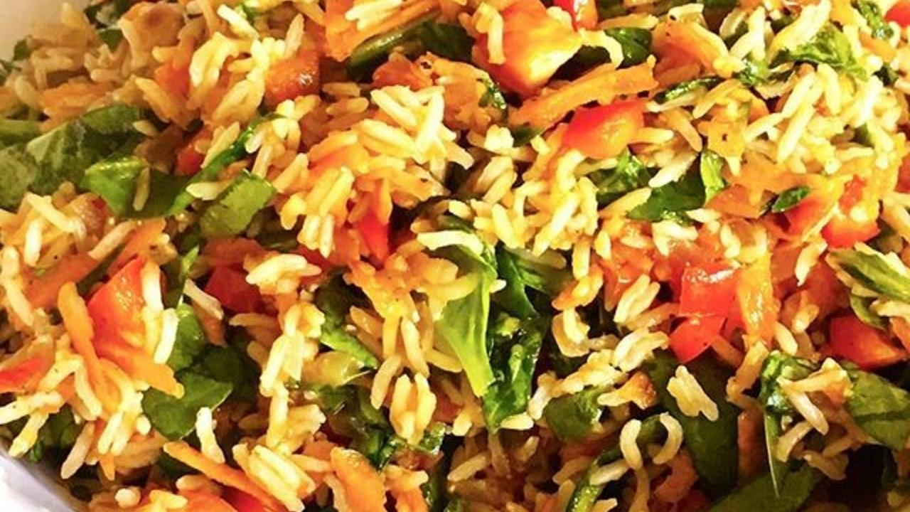 Not Just Leftover Rice Recipe