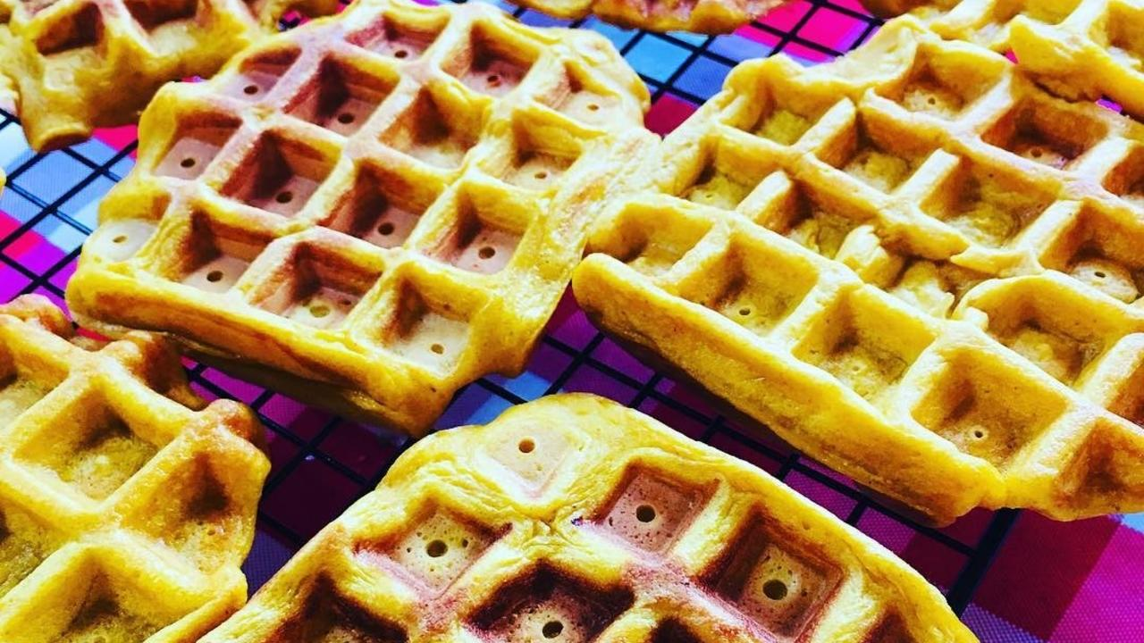 Loves Kitchen Butternut Waffle recipe