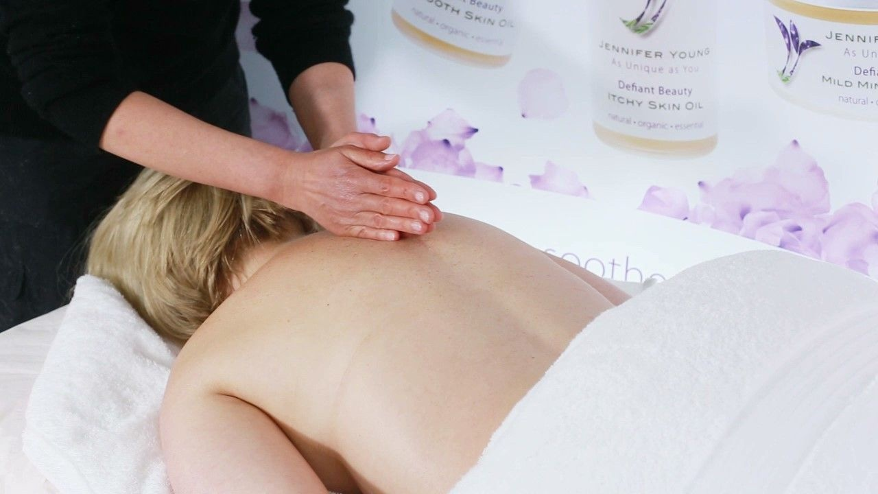 oncology massage training