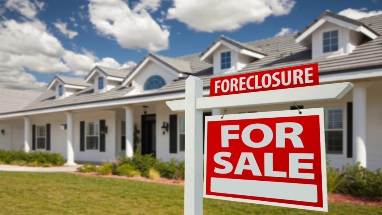 Buying a foreclosure home