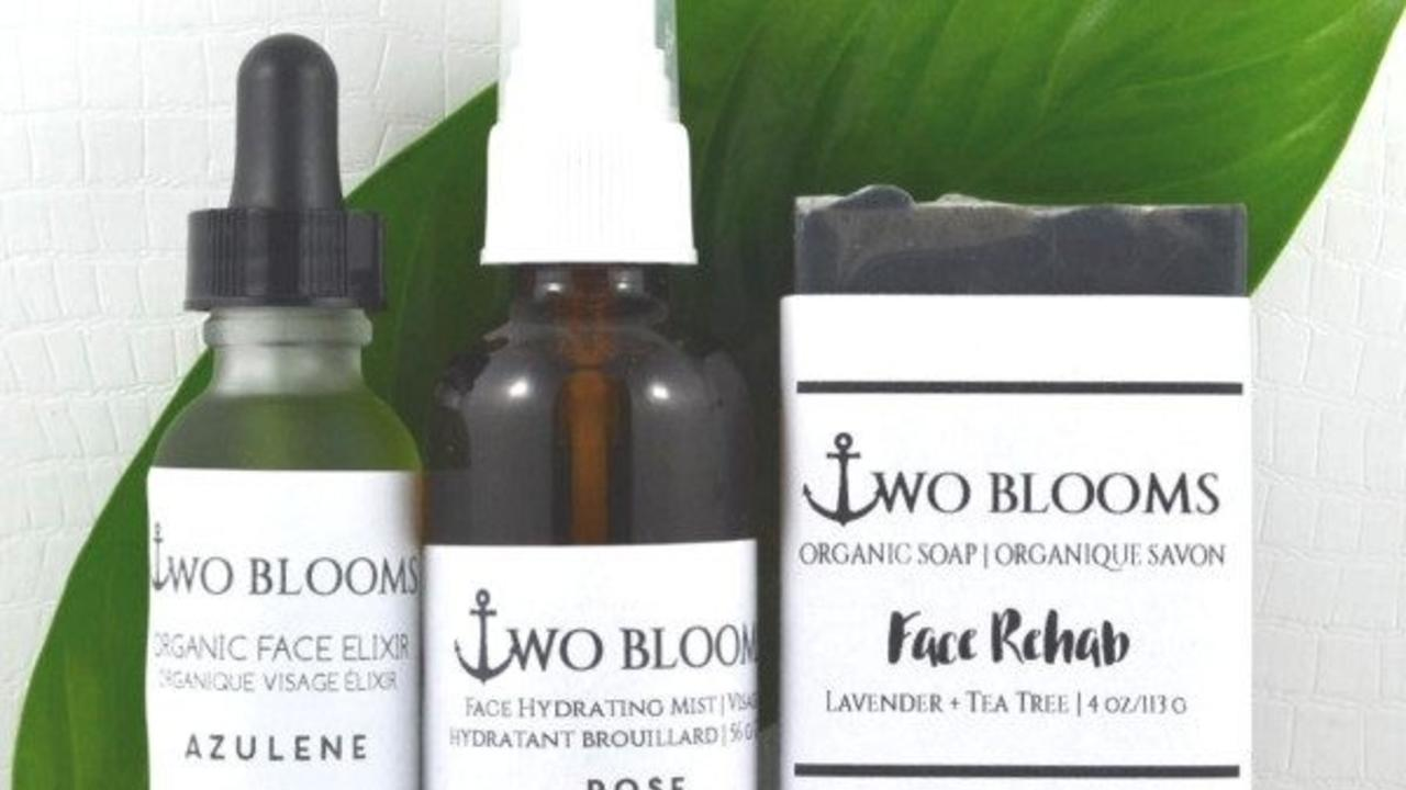 three piece skincare set