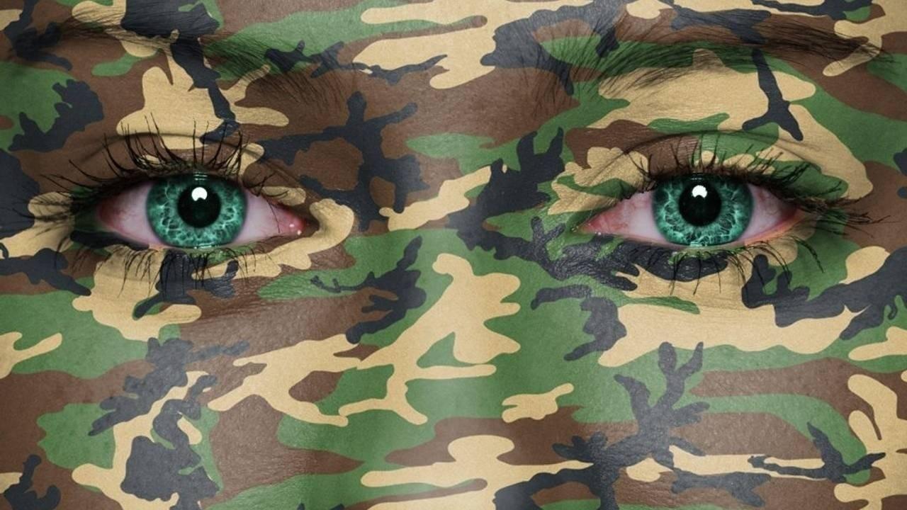 military female empowerment