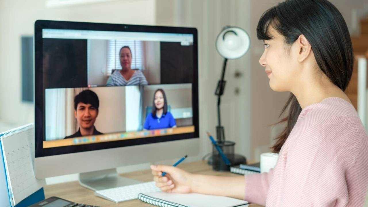 engaging your team on zoom