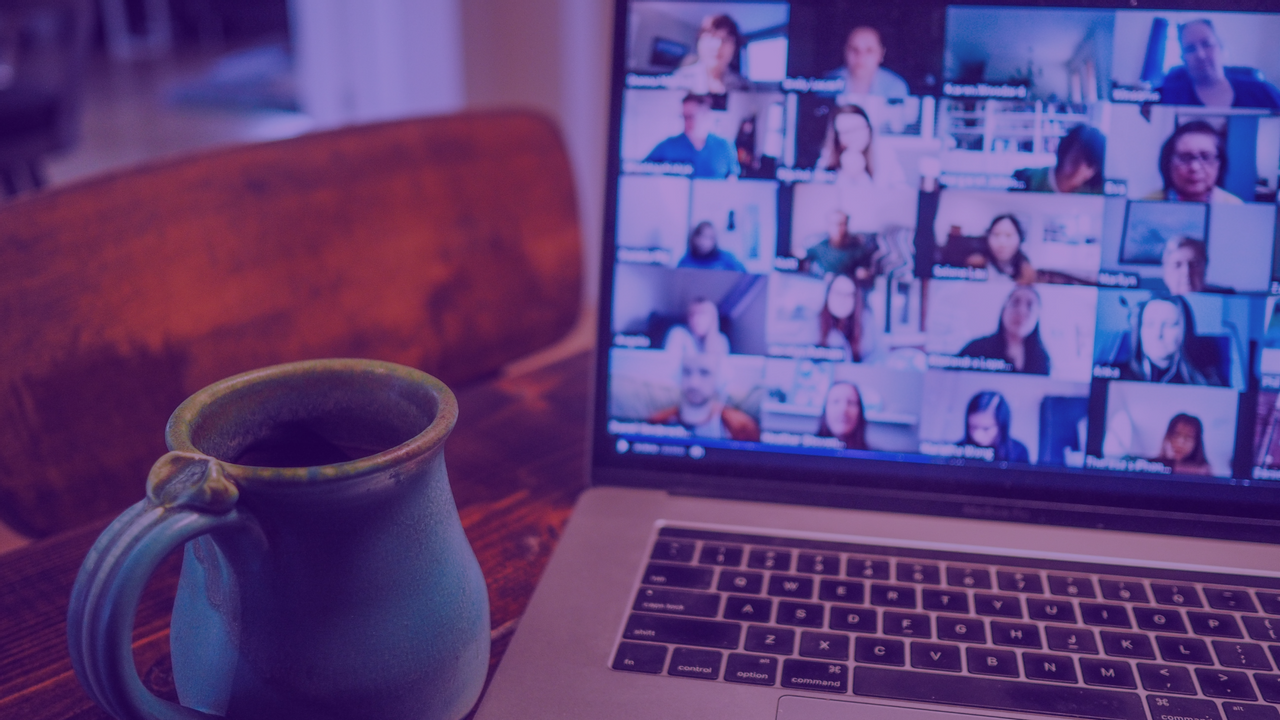 How to deliver a virtual presentation with impact