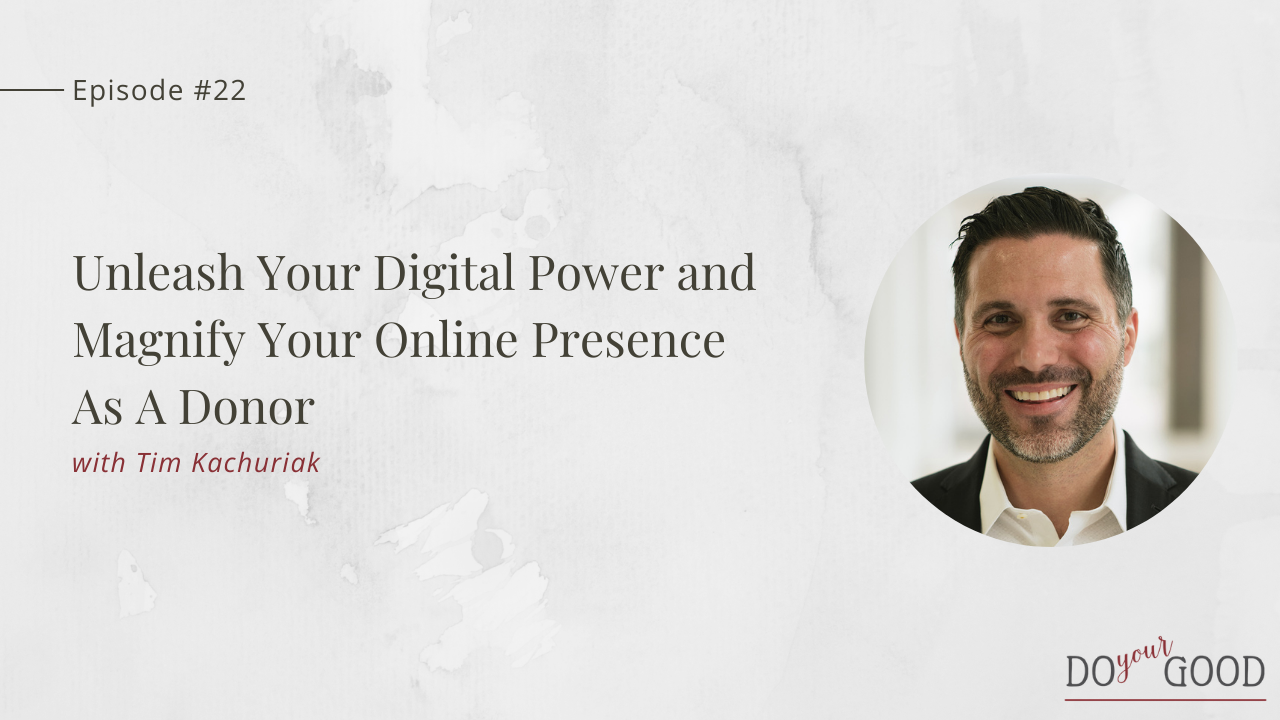 Unleash Your Digital Power and Magnify Your Online Presence As A Donor