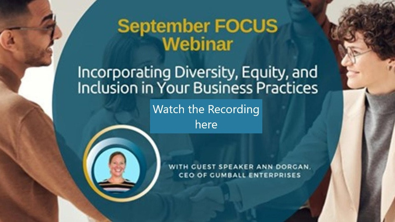 Equinox September 2020 Focus Webinar