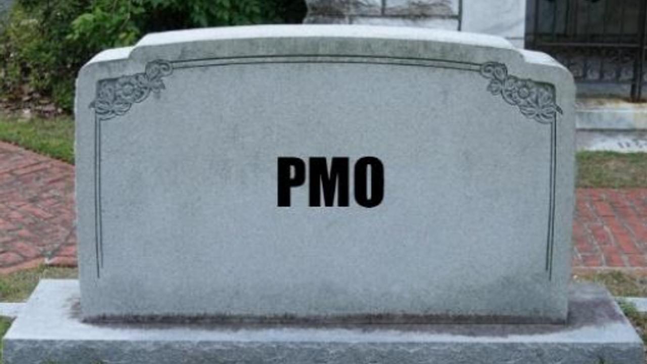 Why PMO's Fail