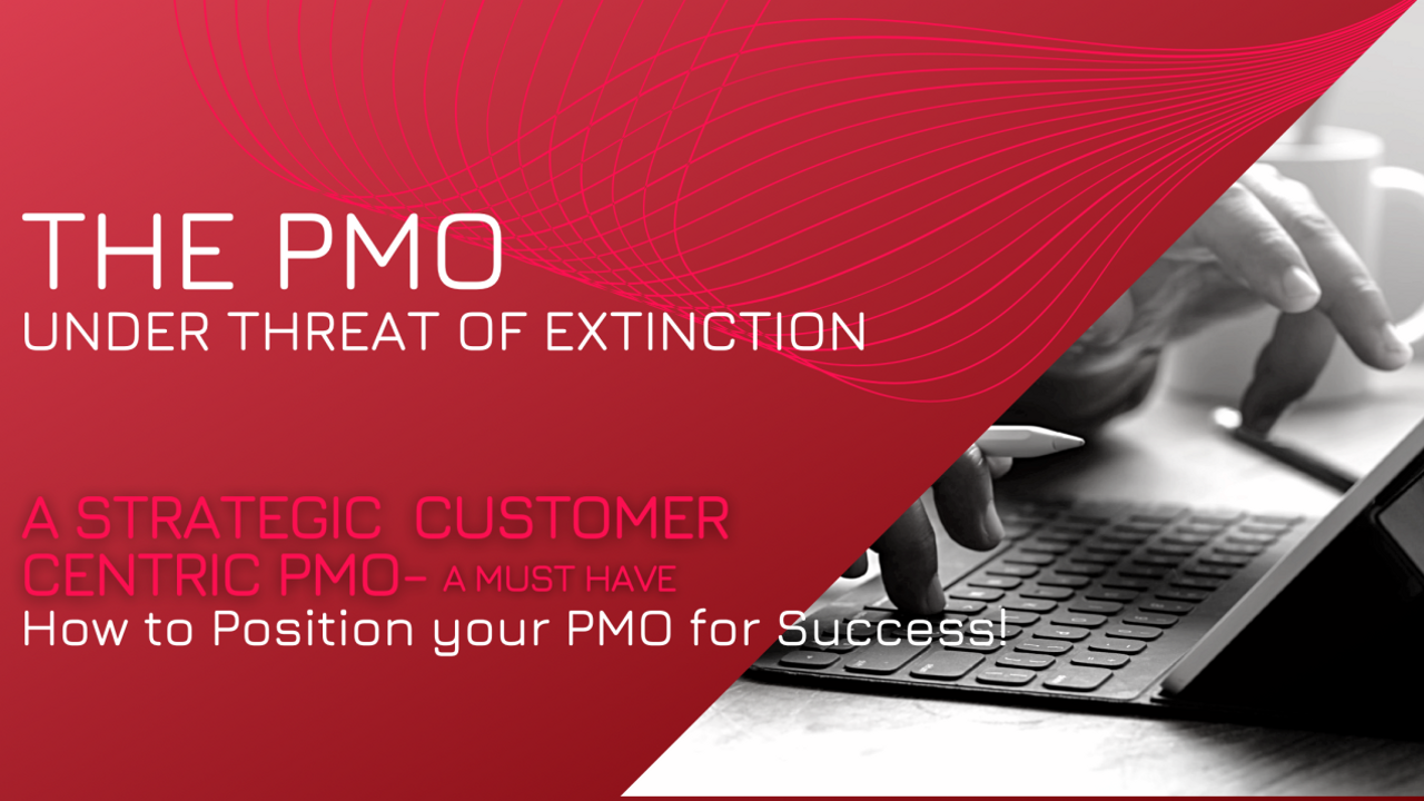How to build a Customer Centric PMO