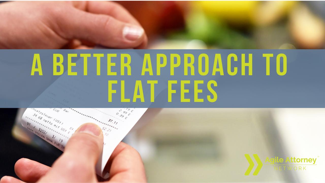 Legal Flat Fees