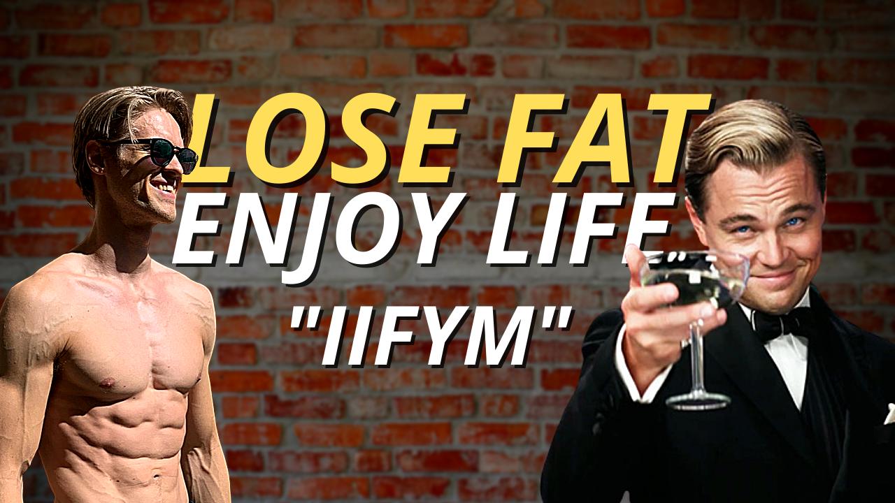 flexible dieting iifym if it fits your macros
