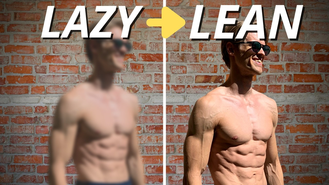 4 fat loss habits (from lazy to lean)