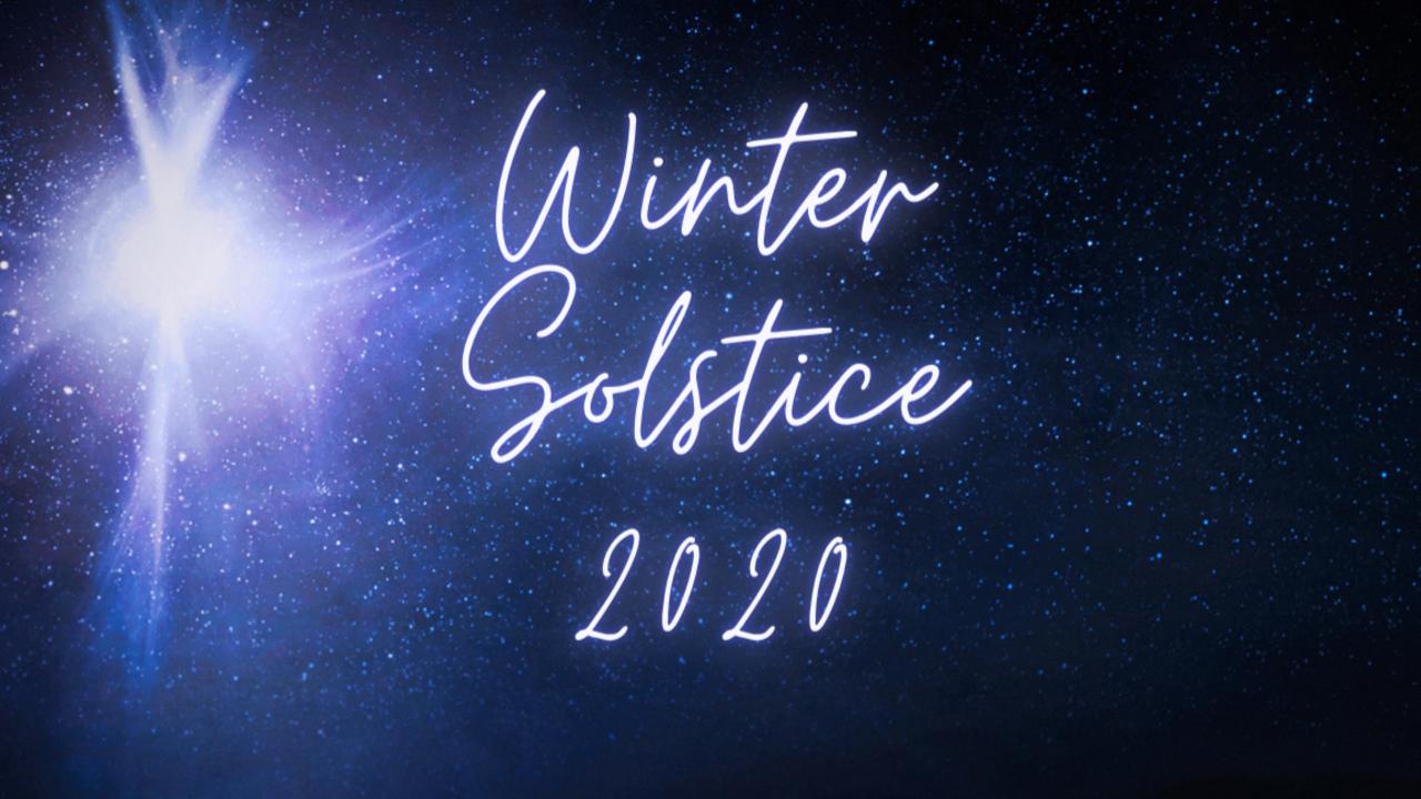 Winter Solstice Christmas Star