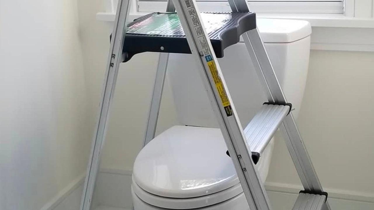 Good Step ladder