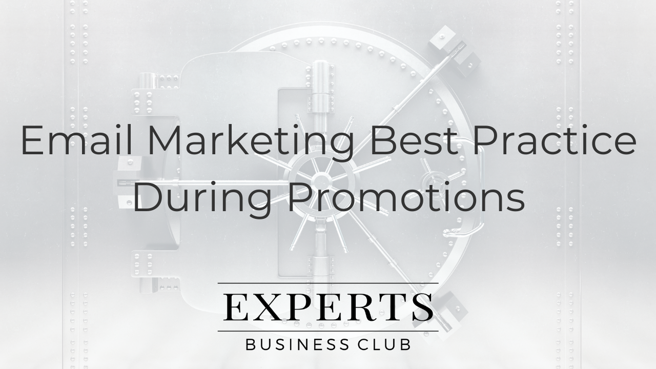 Email Marketing Promotional Campaign