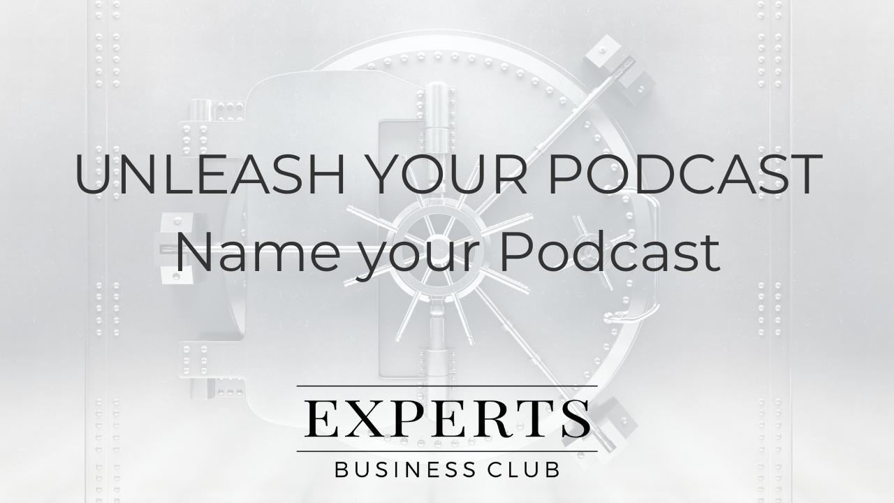Podcast Name