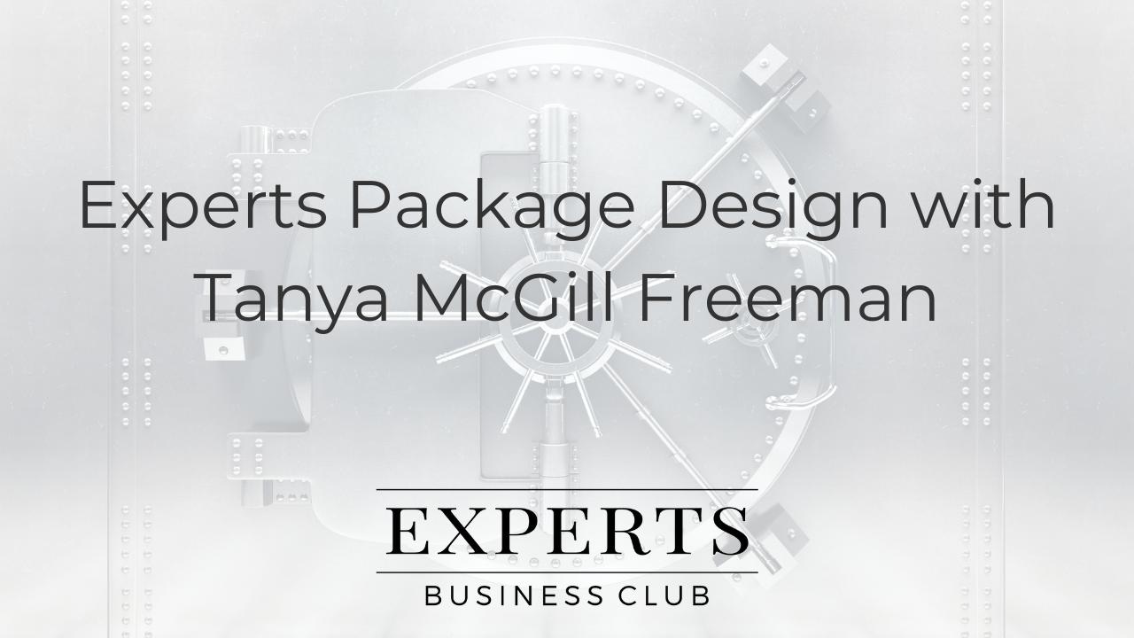 Experts Design