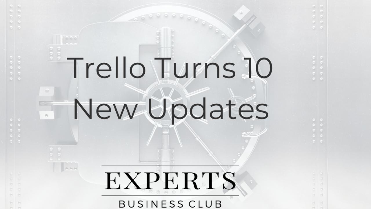 Trello Updates
