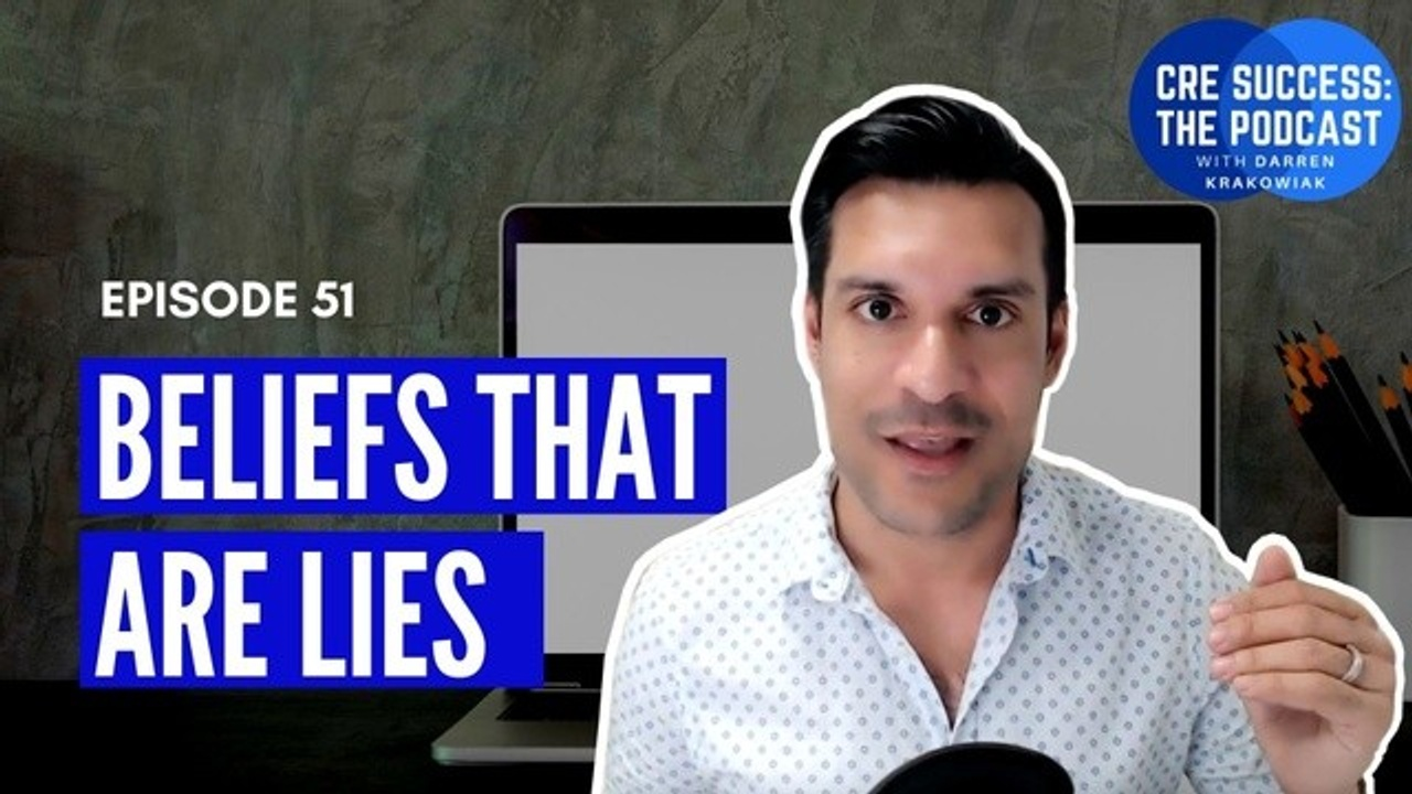 Beliefs that are lies - why I changed my podcast format after 50 episodes