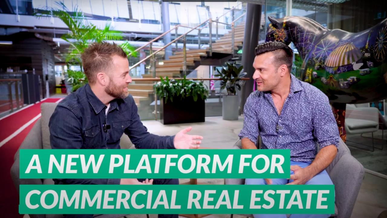 Success platform for commercial real estate professionals