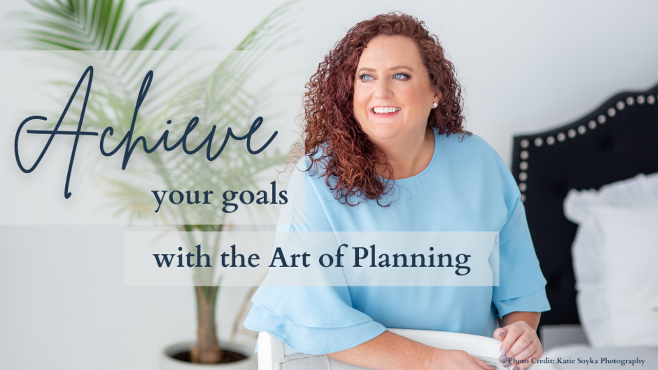 Goals - Achieve your goals with the art of planning