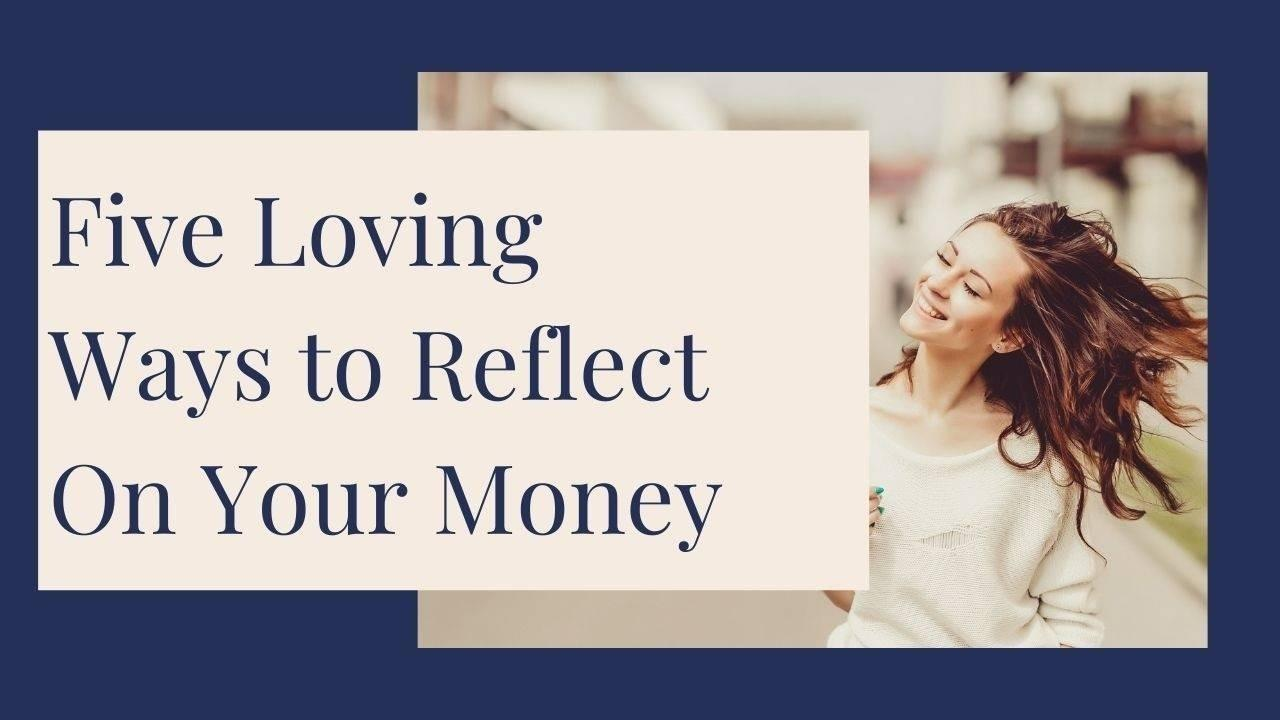 Woman love money