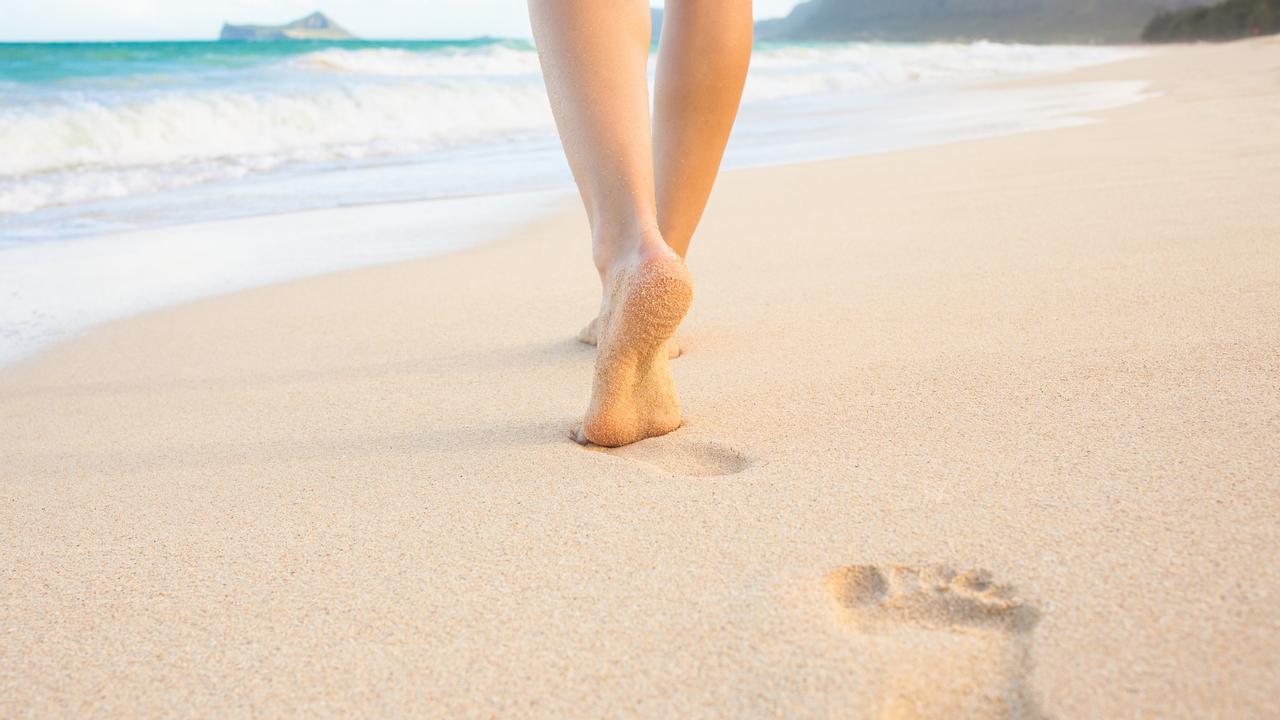 Holistic Health on Beach