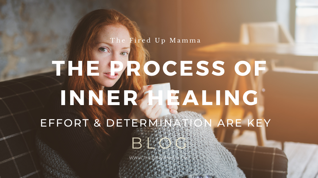 the process of inner healing