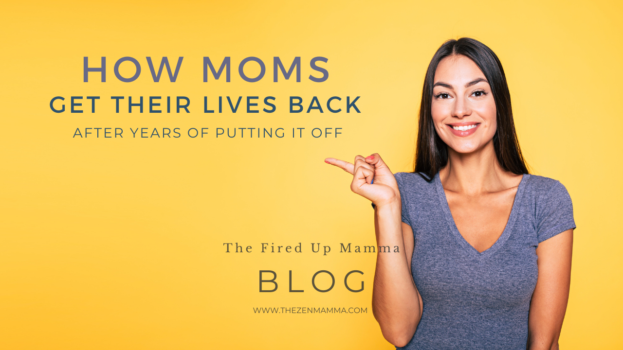 Help for Disenchanted Working Moms. Get Your Life Back!