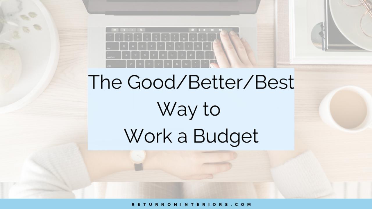 budgeting, entrepreneur, small business, interior design