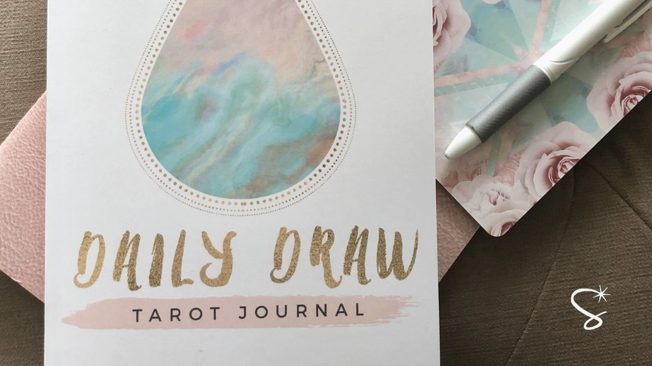 Keeping a tarot journal