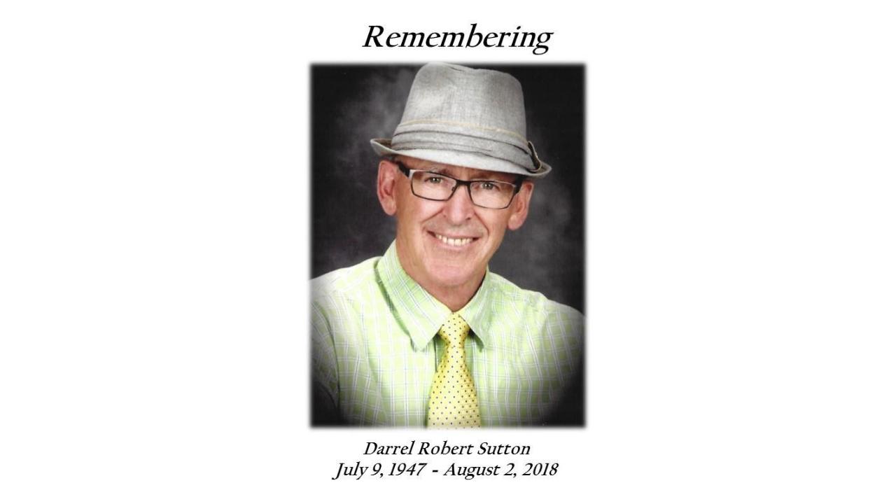 Darrel Sutton