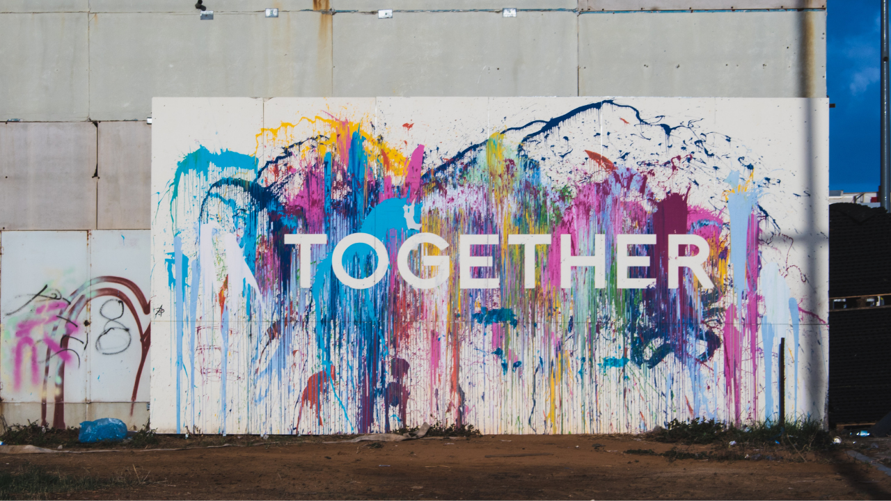 Together Painting