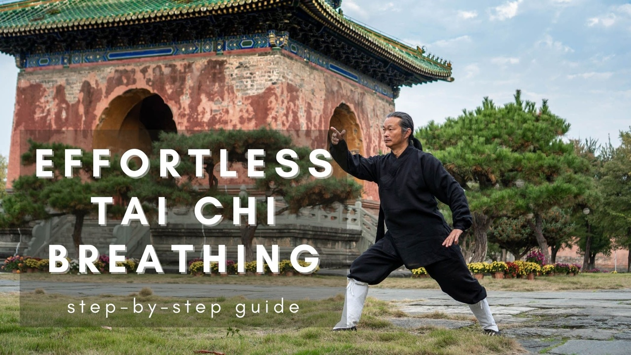 tai chi breathing guide techniques exercises
