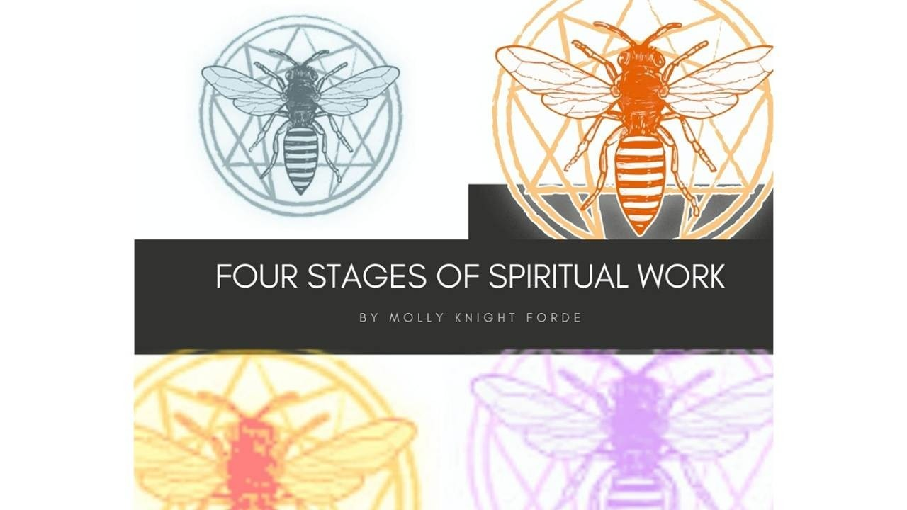 Four Stages of Spiritual Work