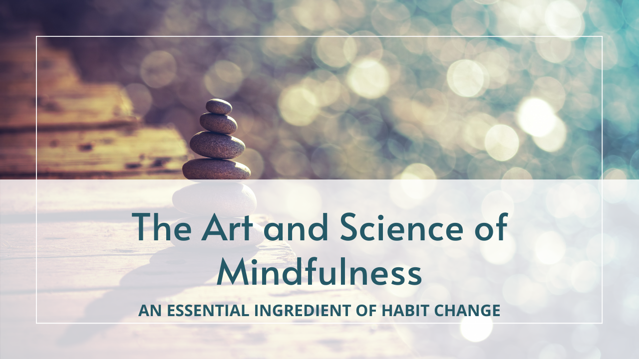 Stacked rocks: the art and science of mindfulness
