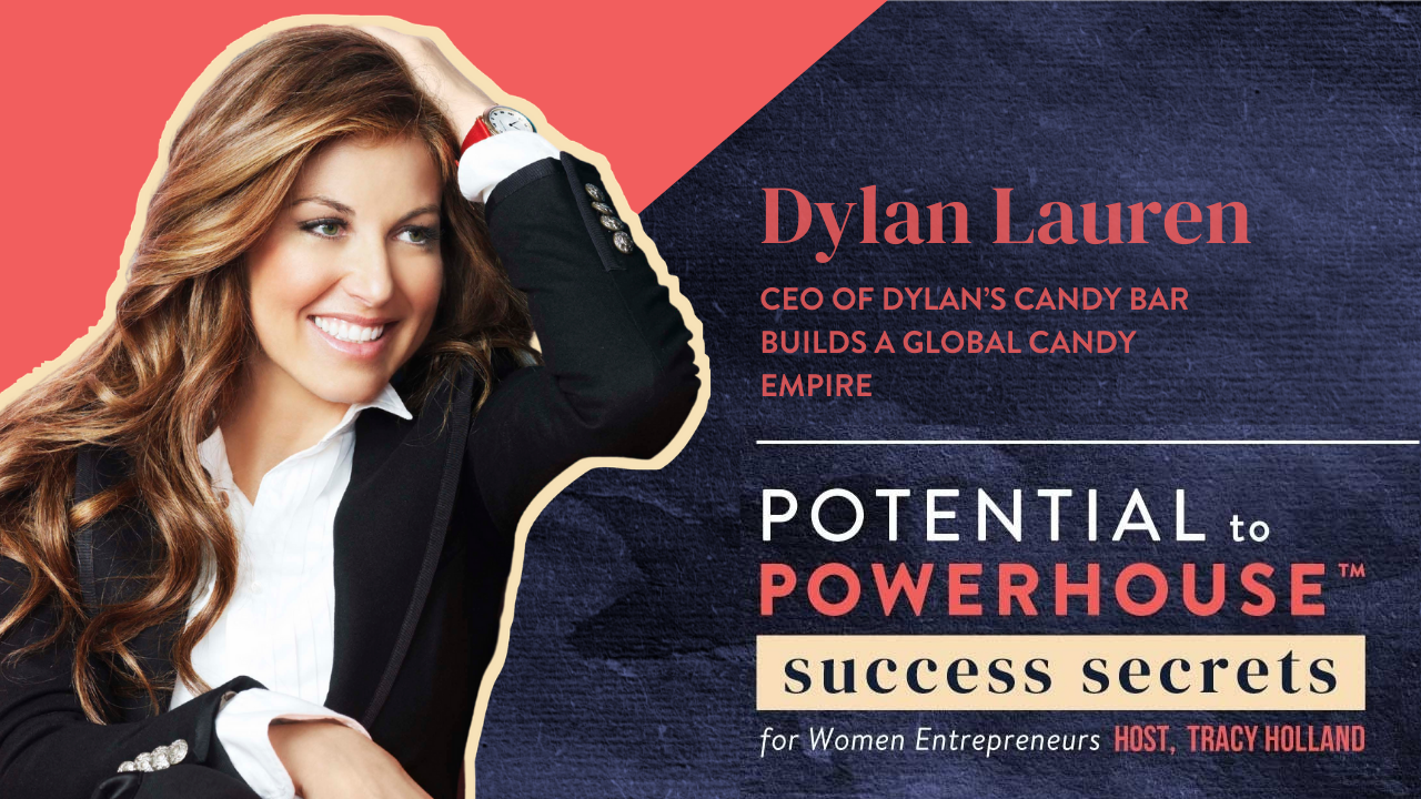 Dylan Lauren, CEO of Dylan's Candy Bar Builds a Global Candy Empire