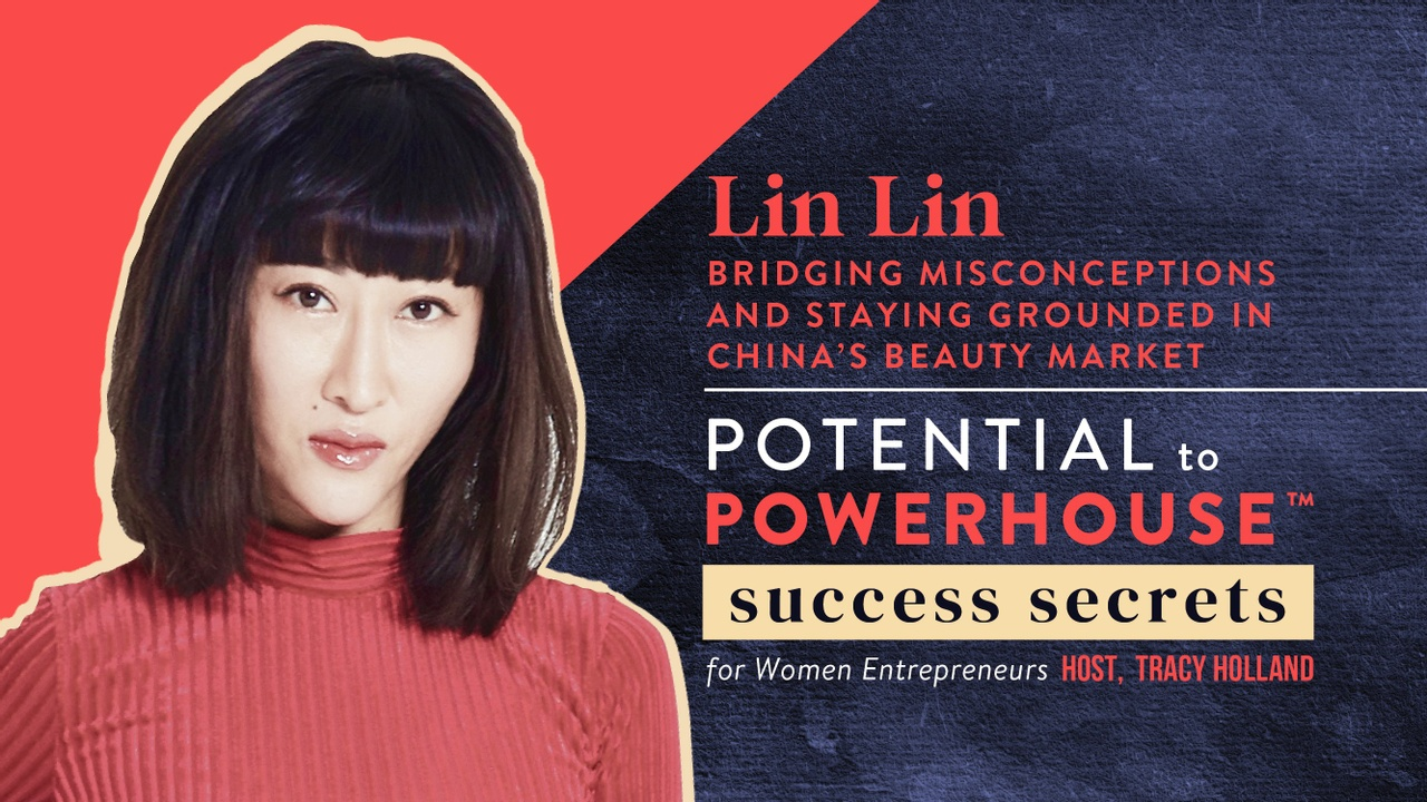 Lin Lin on Bridging Misconceptions and Staying Grounded in China's Beauty Market