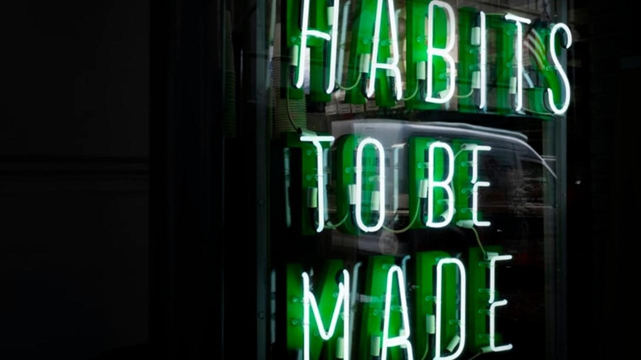 Adopting an Atomic Habits mindset