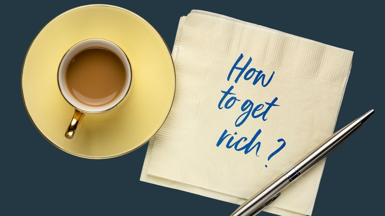 How to get rich? Lessons I learned from millionaires